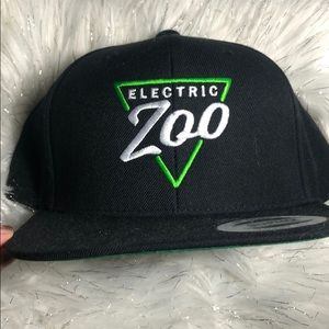 Electric Zoo Hat New! 2019